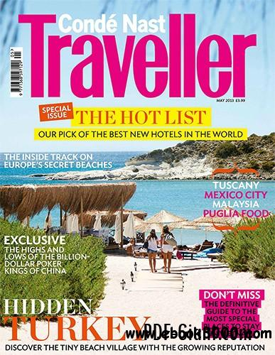 Conde Nast Traveller May 2013 (UK) free download