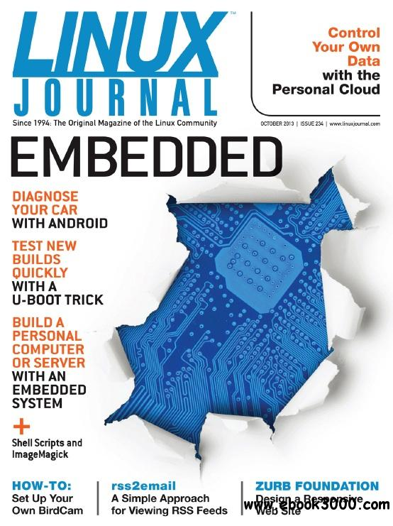 Linux Journal - October 2013 free download