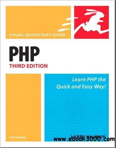 PHP for the Web, 3rd edition free download