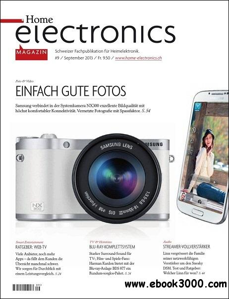 Home Electronics - September 2013 free download