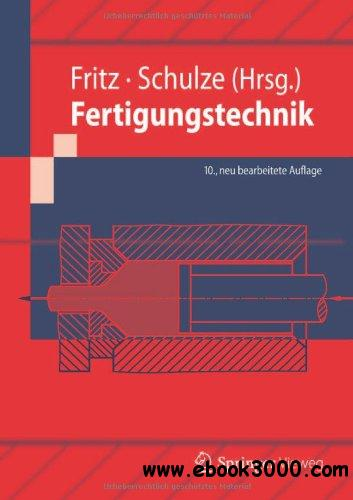 Fertigungstechnik, Auflage: 10 free download