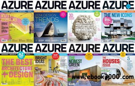 Azure Magazine 2013 Full Collection free download