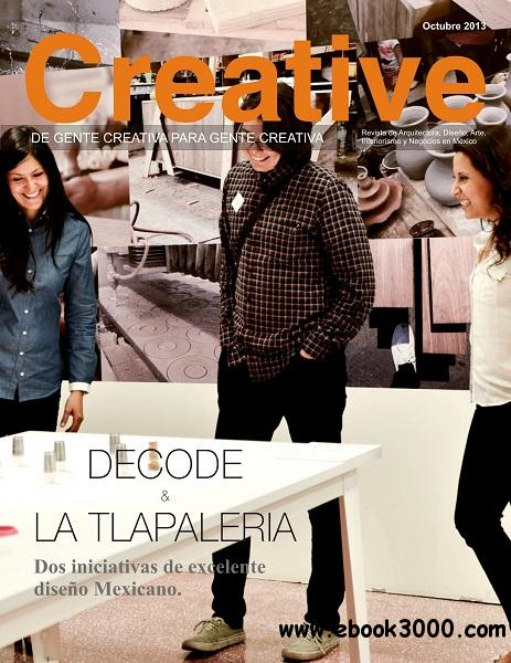 Creative - Octubre 2013 free download