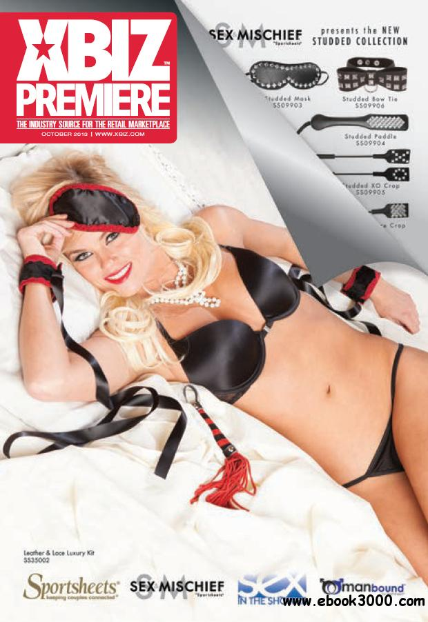 XBIZ Premiere - October 2013 free download