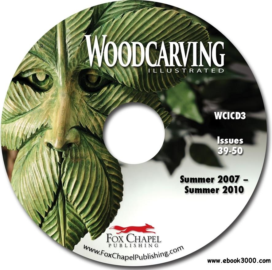 Woodcarving illustrated archive cd volume eazydoc