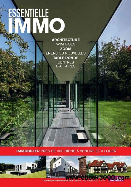 Essentielle Immo - Octobre 2013 free download