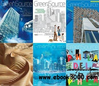GreenSource Magazine 2013 Full Collection free download