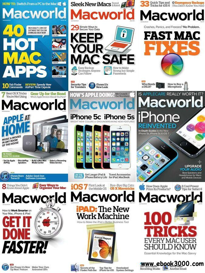 Macworld USA - Full Year Collection 2013 free download