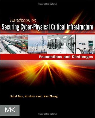 Handbook on Securing Cyber-Physical Critical Infrastructure free download