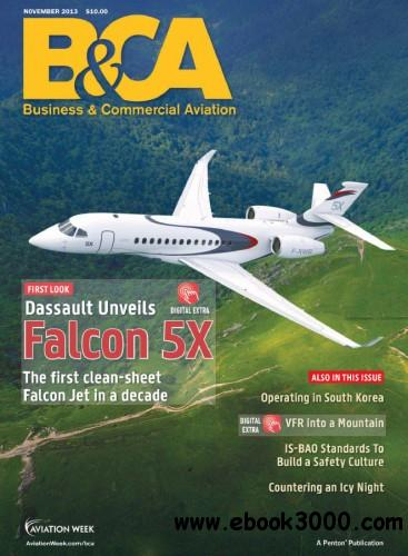 Business & Commercial Aviation - November 2013 free download
