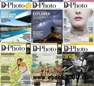 New Zealand D-Photo Magazine 2013 Full Collection free download