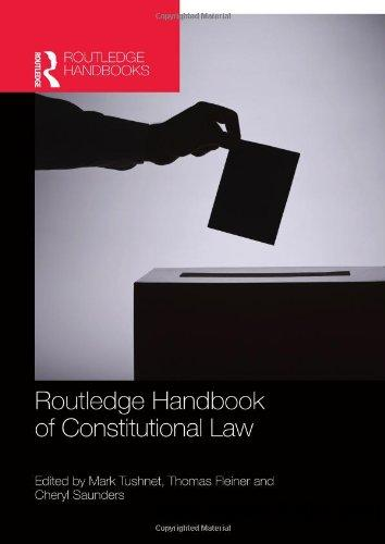 Handbook of Constitutional Law free download