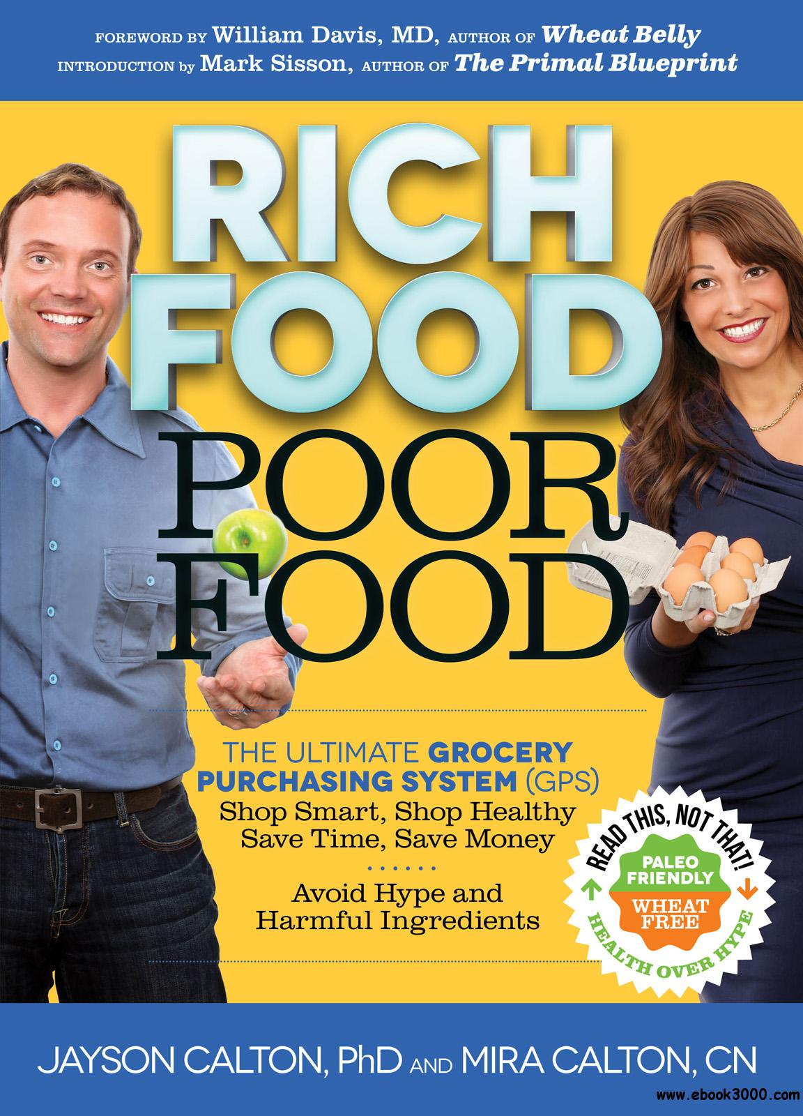 Rich Food, Poor Food: The Ultimate Grocery Purchasing System (GPS) free download