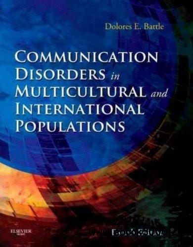 Communication Disorders in Multicultural and International Populations, 4e free download