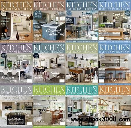 Essential Kitchen Bathroom Bedroom Magazine 2013 Full Collection free download