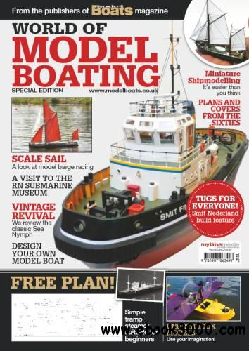 World of Model Boating (Model Boats Special Edition) free download