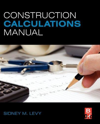 Construction Calculations Manual free download