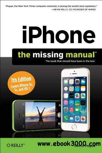 iPhone: The Missing Manual, 7th edition free download