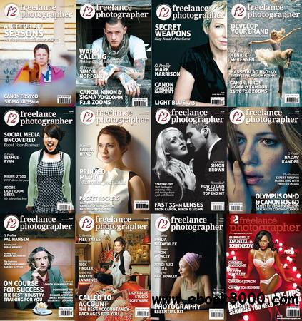 F2 Freelance Photographer Magazine 2013 Full Collection free download