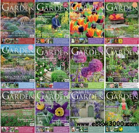 The English Garden Magazine 2013 Full Collection free download