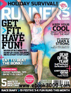 Runner's World South Africa - December 2013 free download