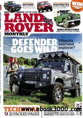 Land Rover Monthly - December 2013 free download