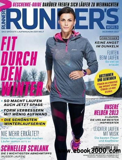 Runner's World - Dezember 2013 / Deutsch free download