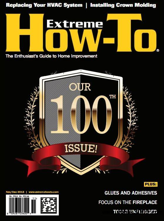 Extreme How-To Magazine C November/December 2013 free download