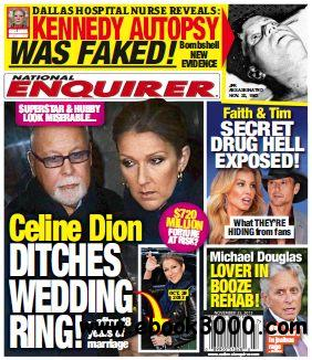 National Enquirer - 25 November 2013 free download