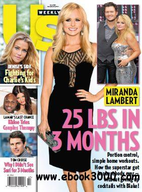 Us Weekly - 25 November 2013 free download