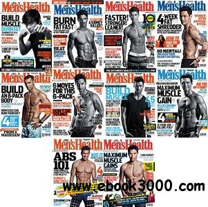 Men's Health Singapore Full Year Collection 2013 free download
