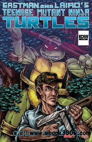 Teenage Mutant Ninja Turtles - Color Classics v2 001 (2013) free download