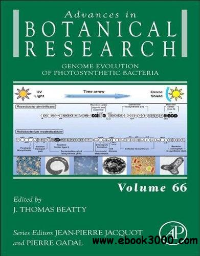 Genome Evolution of Photosynthetic Bacteria, Volume 66 free download