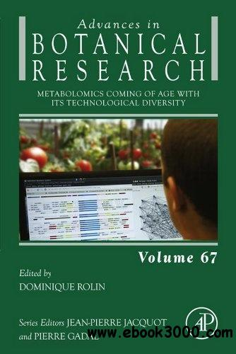 Metabolomics Coming of Age with its Technological Diversity, Volume 67 free download