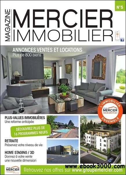 Mercier Immobilier - N 5 (2013) free download