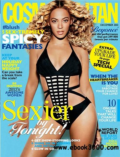 Cosmopolitan December 2013 (South Africa) free download
