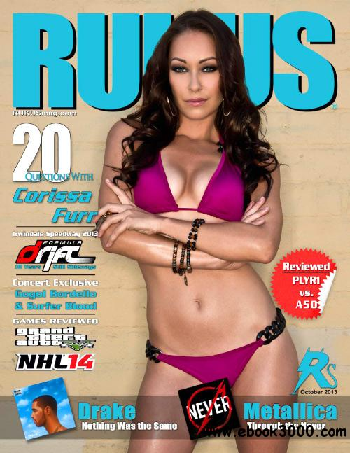 Rukus - October 2013 free download