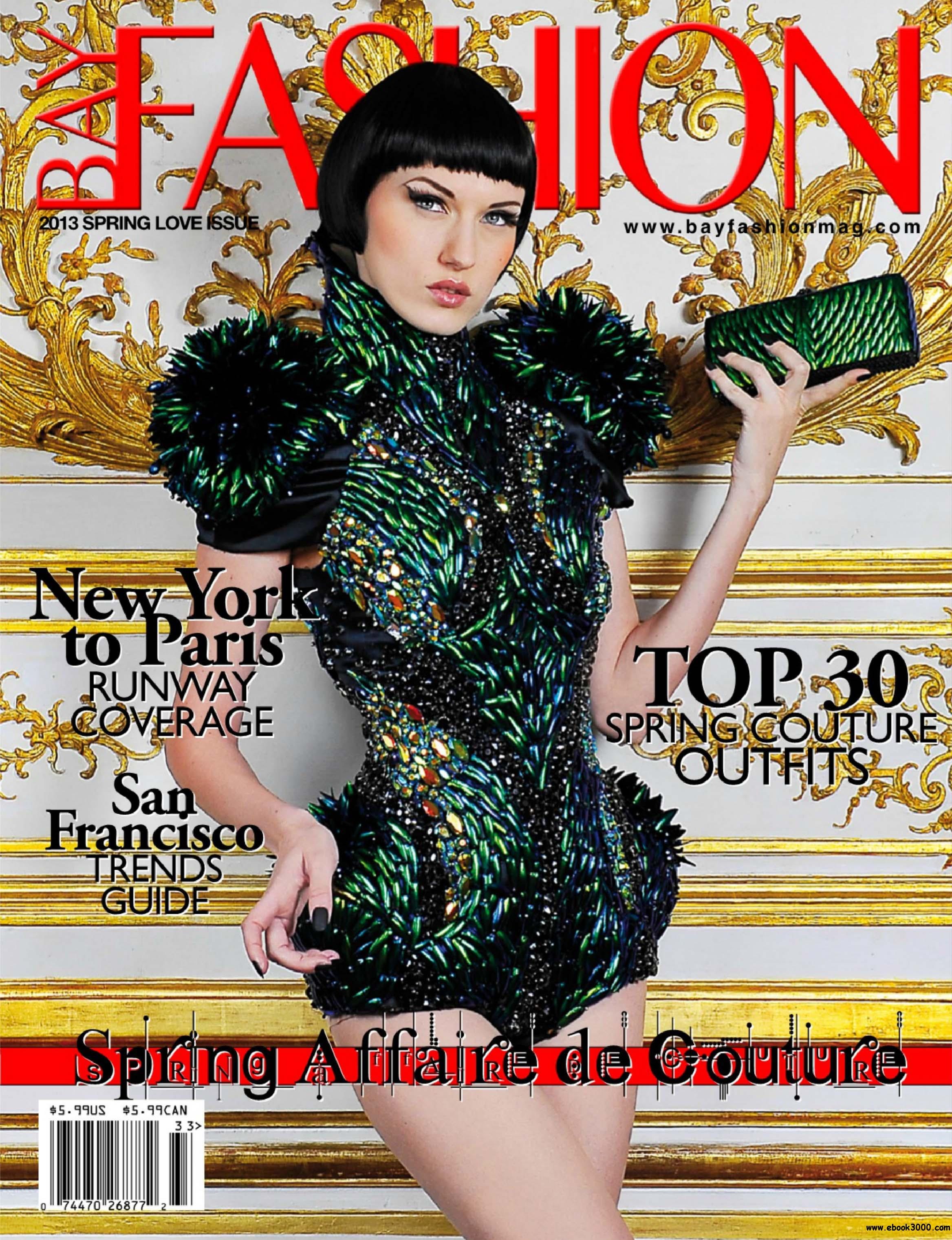 BAYFashion Magazine - February 2013 free download