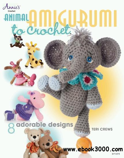 Amigurumi Parent and Baby Animals – Tales of Twisted Fibers | 550x430