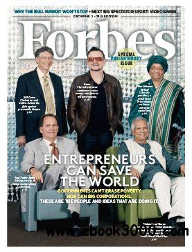 Forbes USA - 02 December 2013 free download
