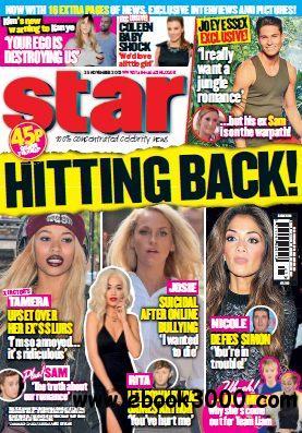 Star Magazine UK - 25 November 2013 free download