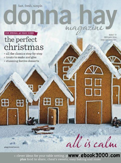 donna hay magazine - December 2013 - January 2014 free download