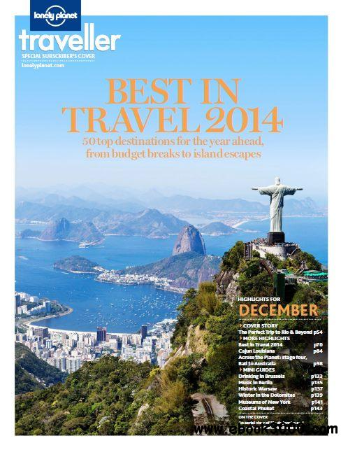 Lonely Planet Traveller UK - December 2013 free download