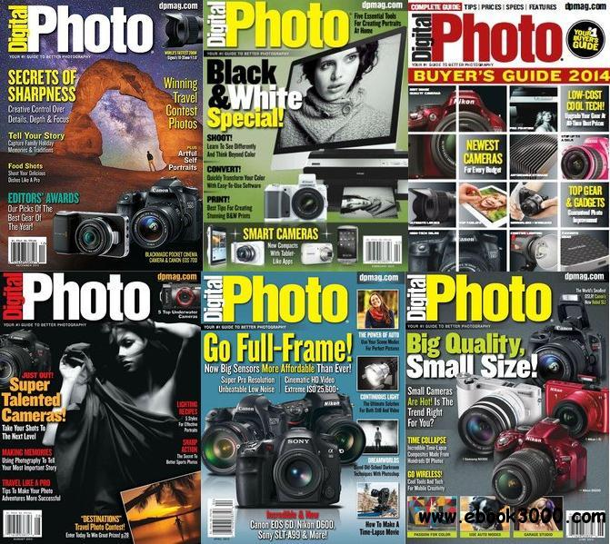 Digital Photo Magazine 2013 Full Collection free download