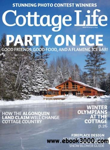 Cottage Life - Winter 2013 Canada free download