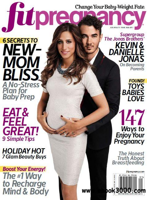 Fit Pregnancy - December 2013 - January 2014 free download