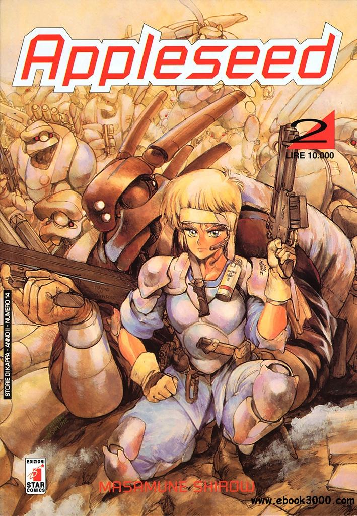 Appleseed - Volume 2 free download