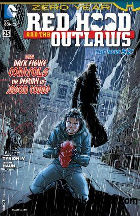 Red Hood and the Outlaws 025 (2014) free download