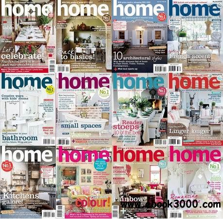 Home South Afirca Magazine 2013 Full Collection free download