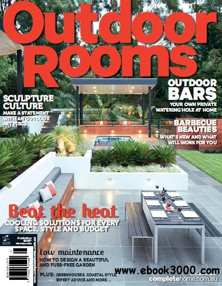 Outdoor Rooms Magazine 2013 Yearbook free download